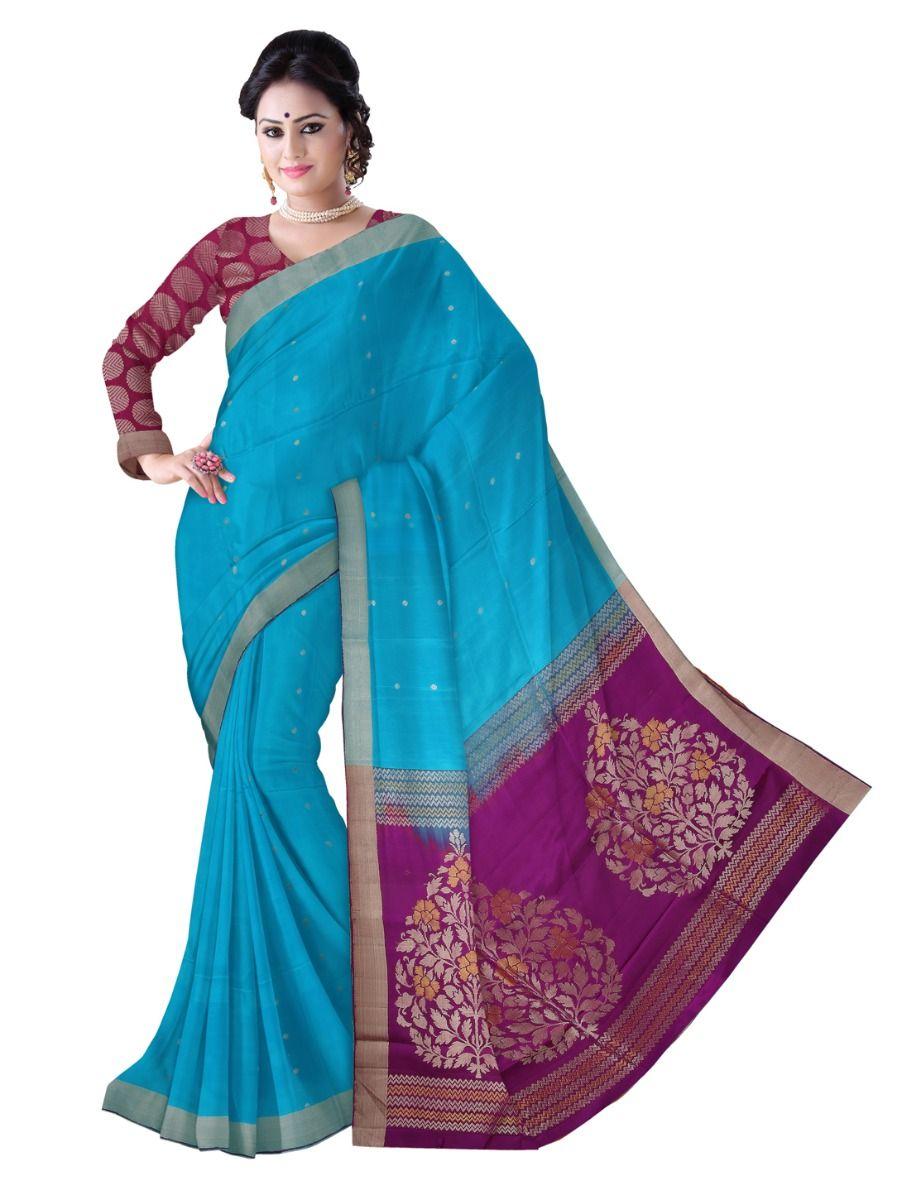 MCB8550471 - Soft Silk Saree