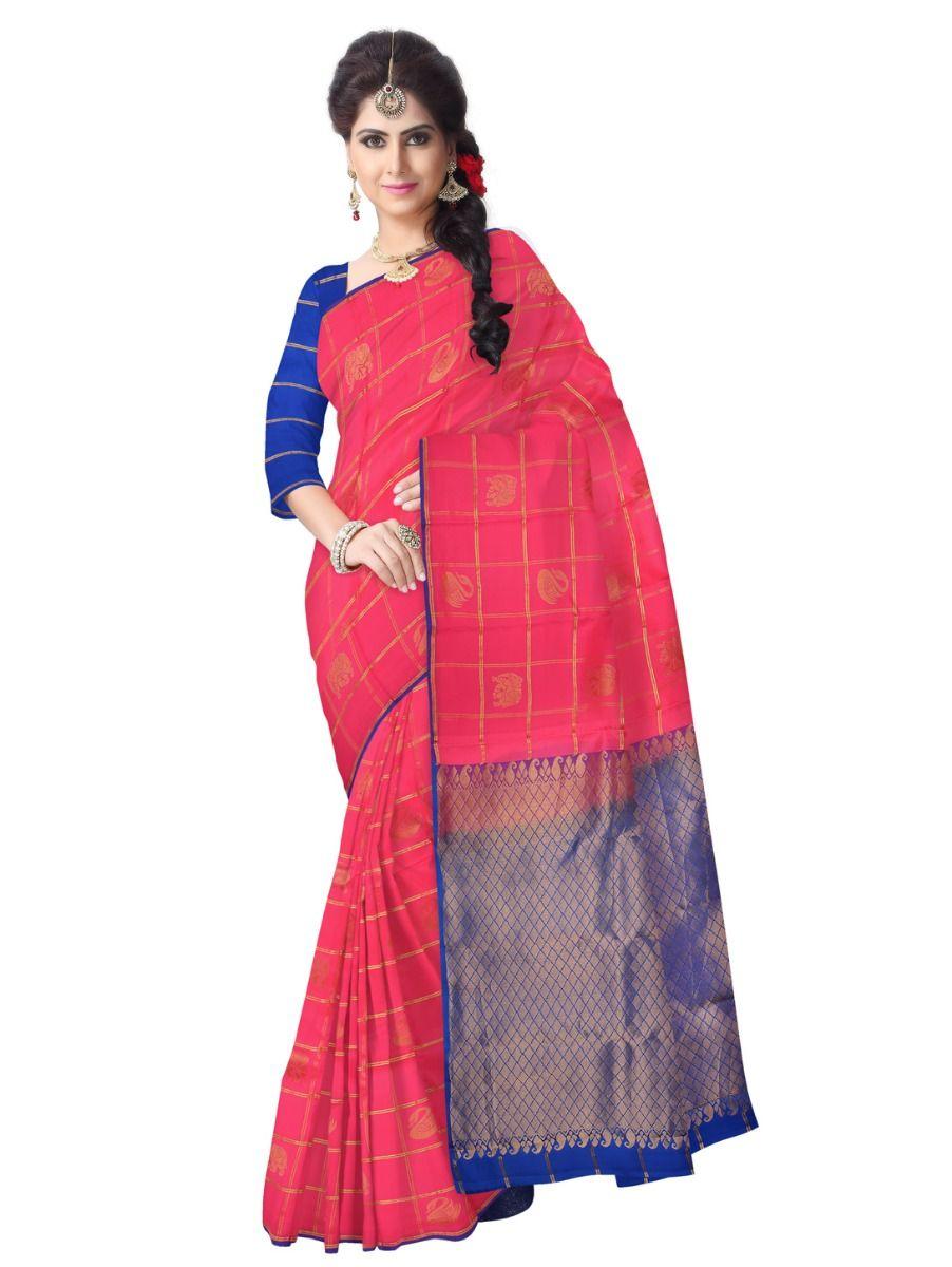 MCC9254350-Traditional Silk Saree