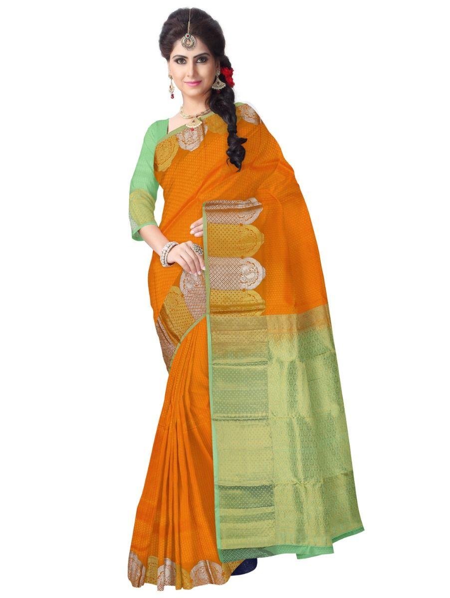 MCC9316153-Traditional Silk Saree