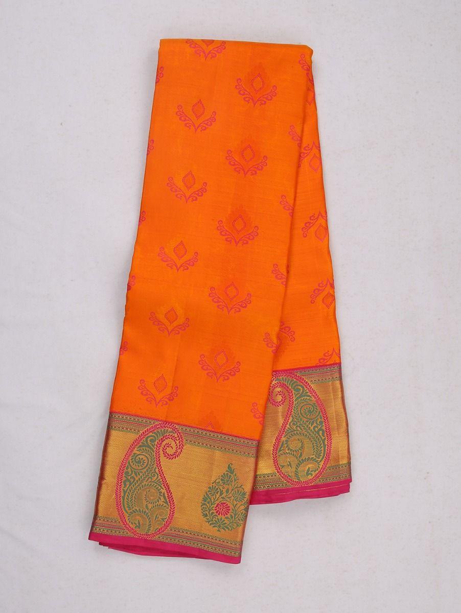 Vivaha Wedding Uppada Silk Saree