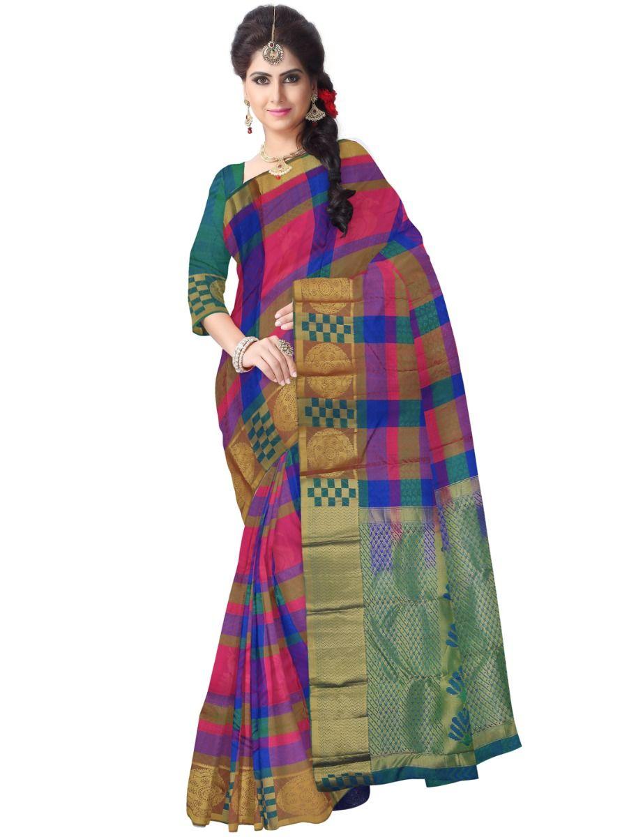 MEA5374871 - Traditional Silk Saree