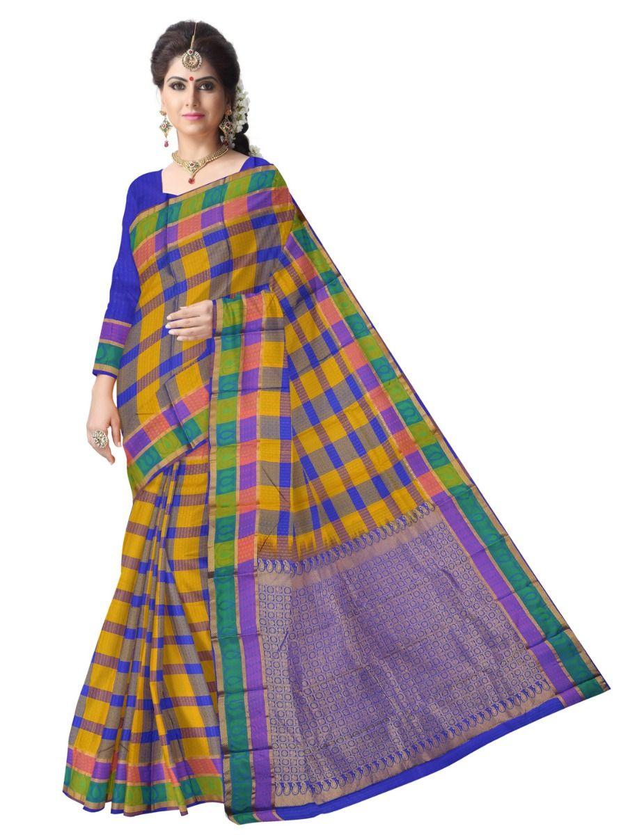 MED9094603 - Traditional Silk Saree