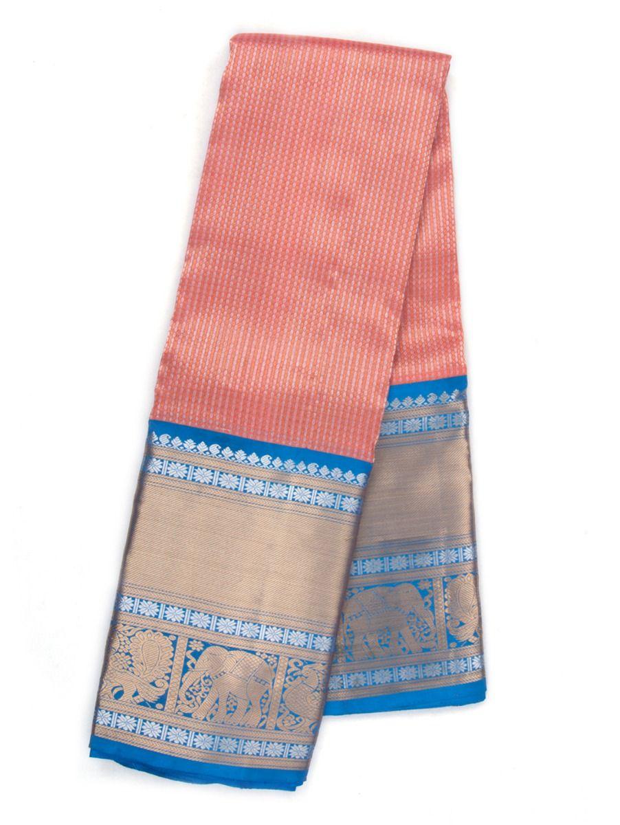 Wedding Pure Organza Silk Saree
