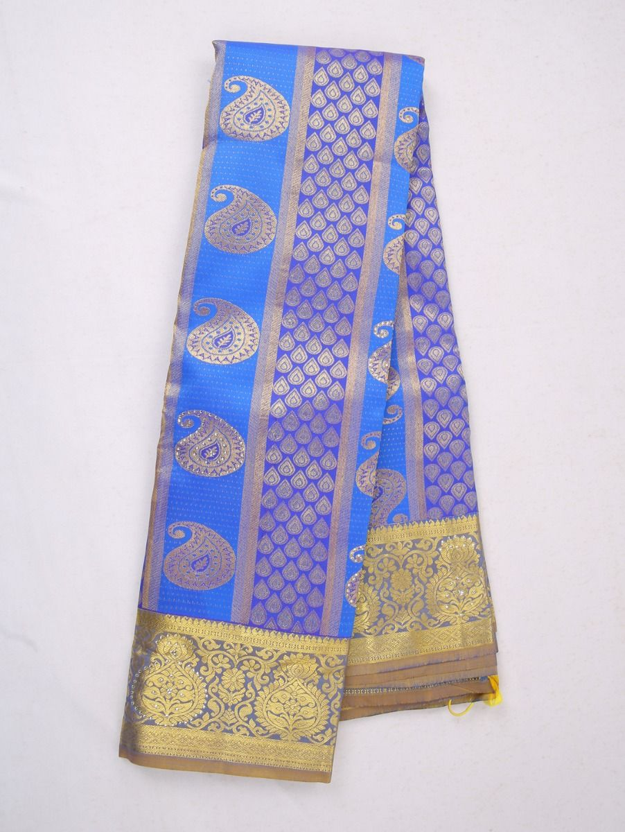 Vivaha Stone work Silk Saree
