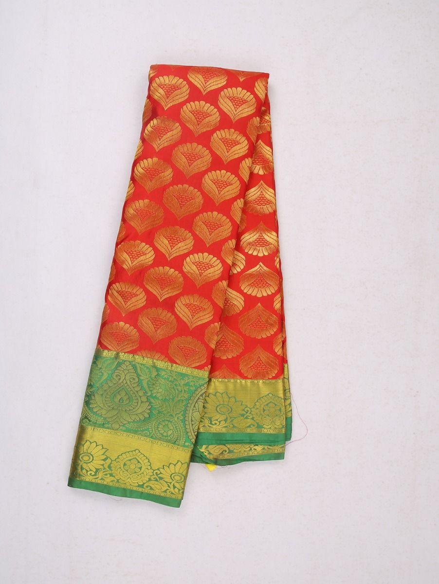 Bairavi Traditional Wedding Silk Saree