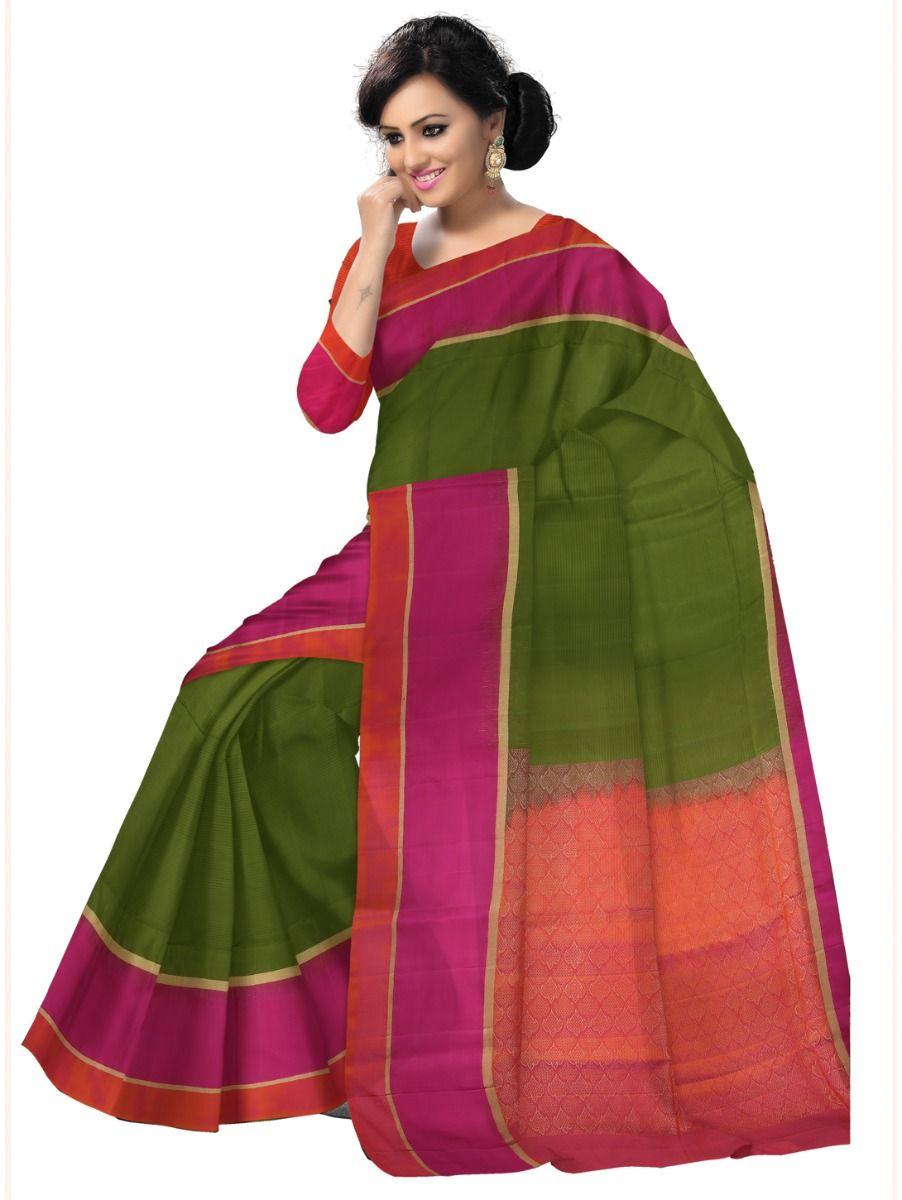 MFB1633988 - Soft Silk Saree