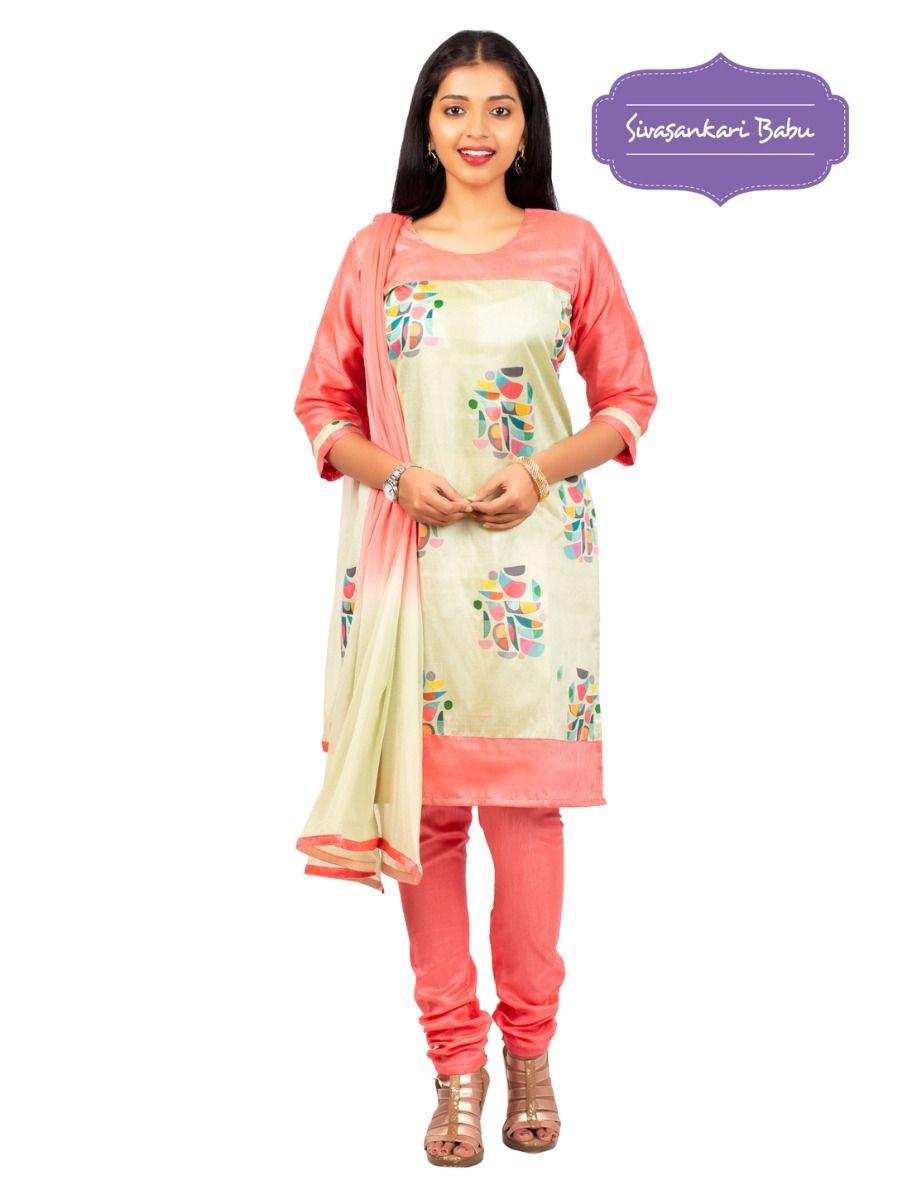 Sivasankari Babu Salwar Kameez - MGC0107531