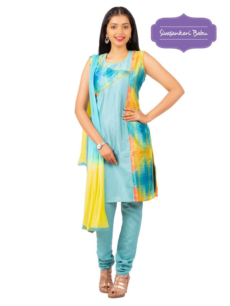 Sivasankari Babu Salwar Kameez - TUPMGC0107532