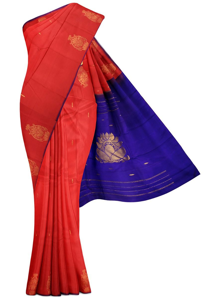 MGD1000958-Vipanji Traditional Silk Saree