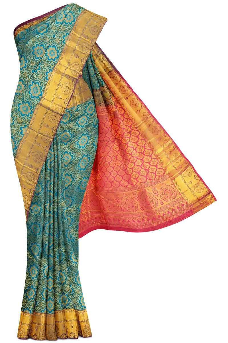 MHC1990712 - Vivaha Wedding Silk Saree