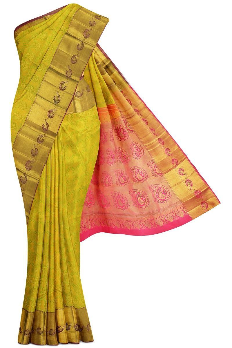 MHC2032163 - Vivaha Wedding Silk Saree
