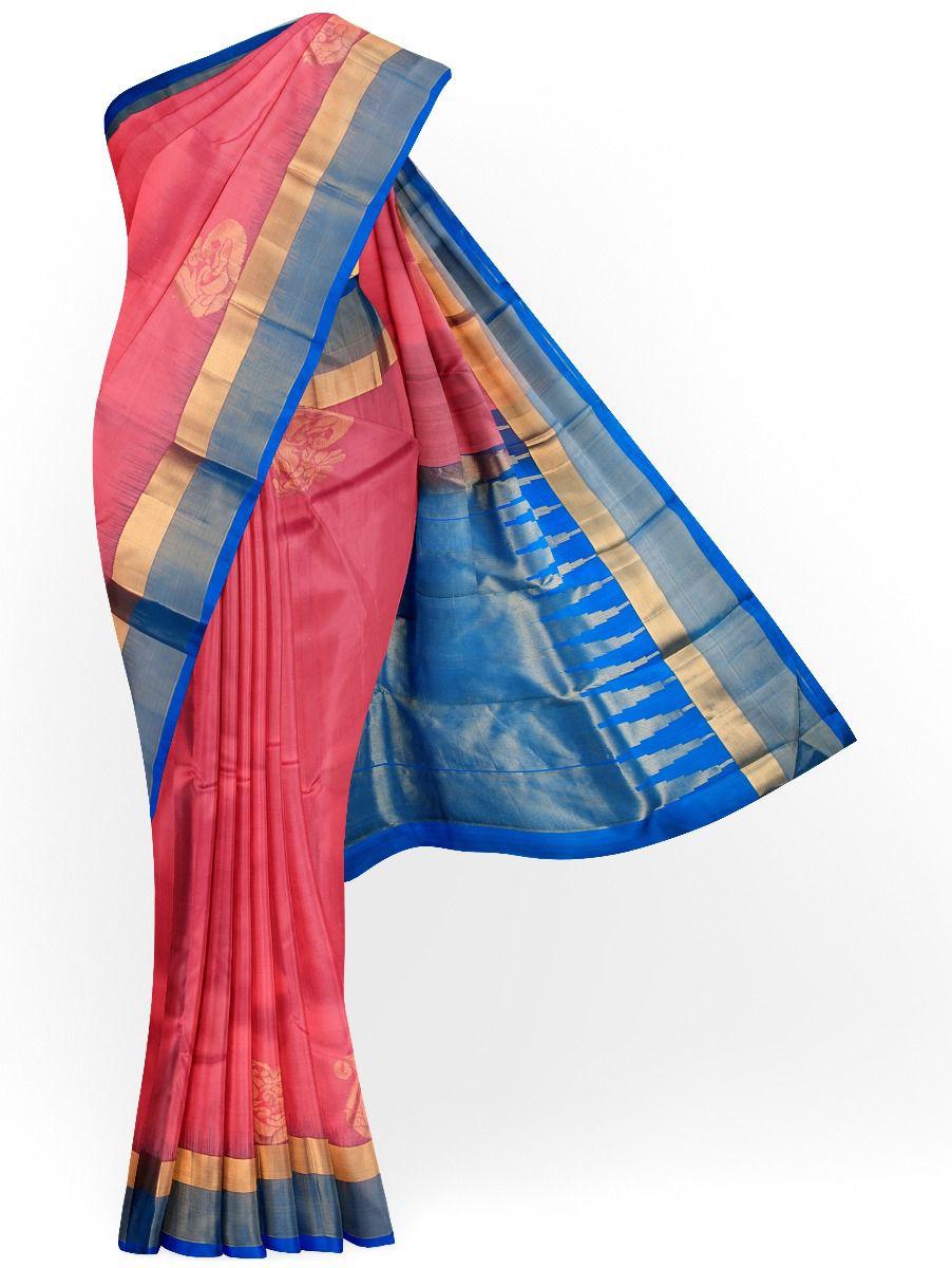 MHD2305888-Uppada Traditional Silk Saree