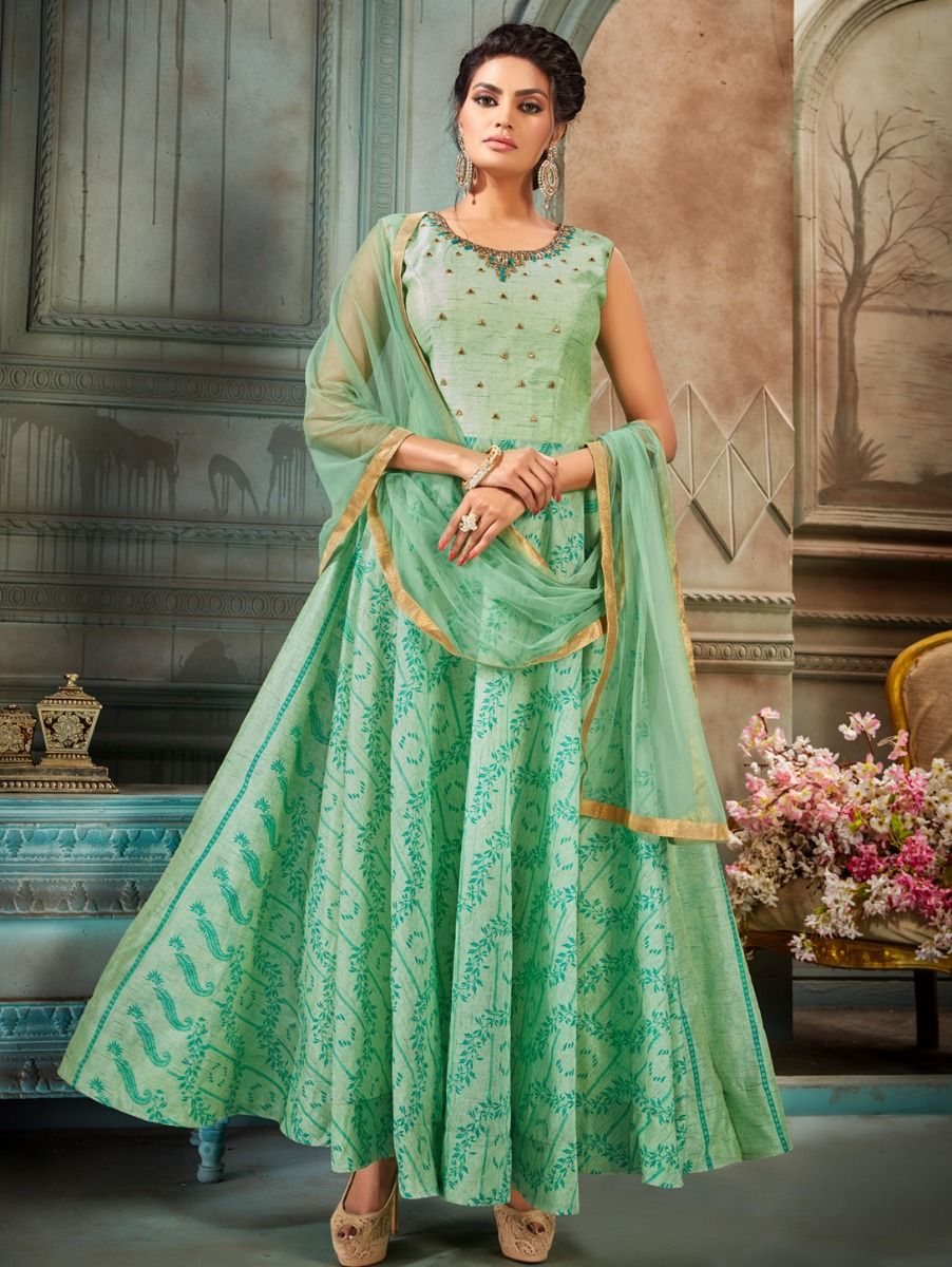Kyathi Women's Exclusive Readymade Salwar Kameez - SIRAS05