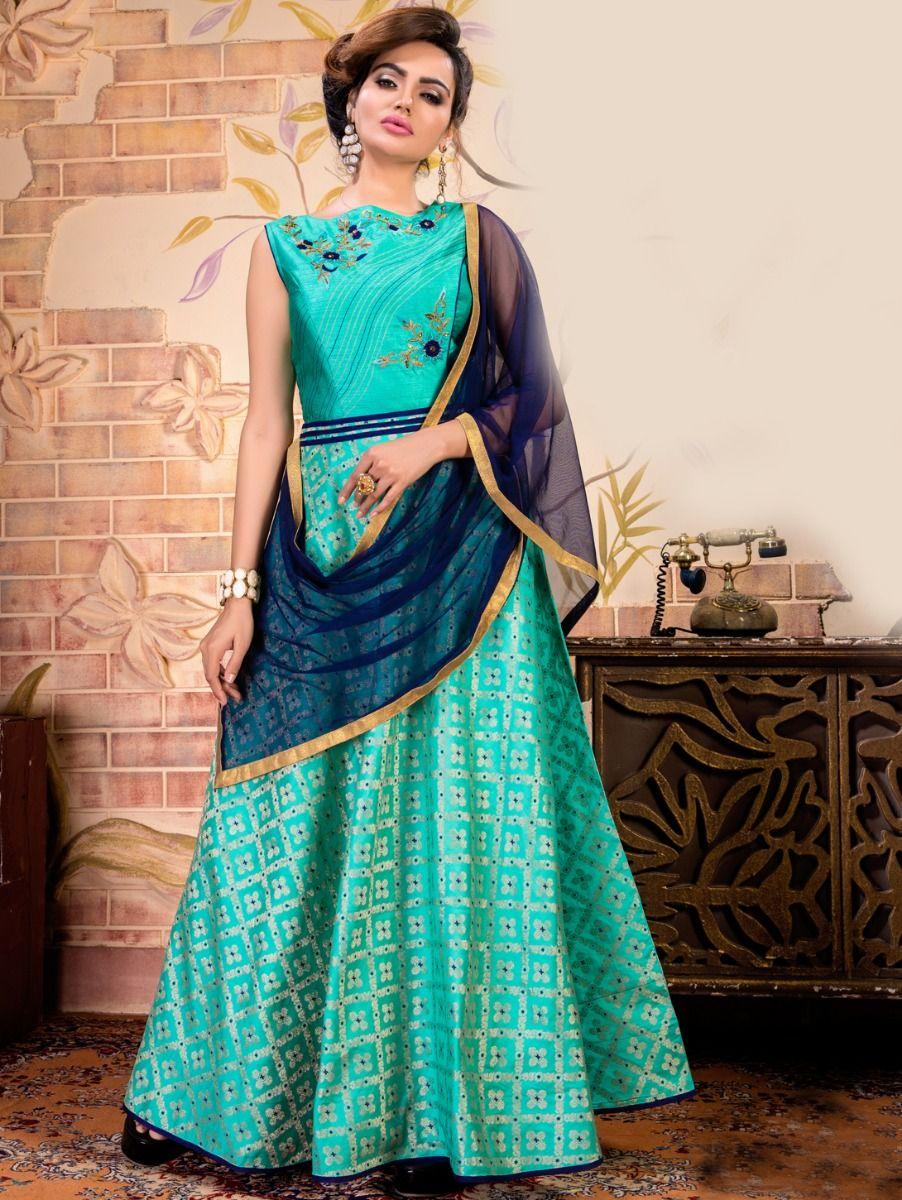 Kyathi Women's Exclusive Readymade Salwar Kameez - SIMS04