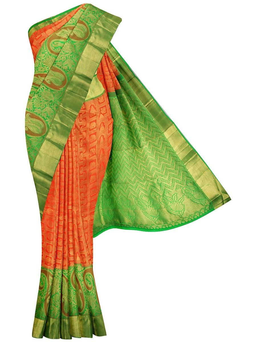 MGD0930089 - Vivaha Wedding Kanchipuram Silk Saree