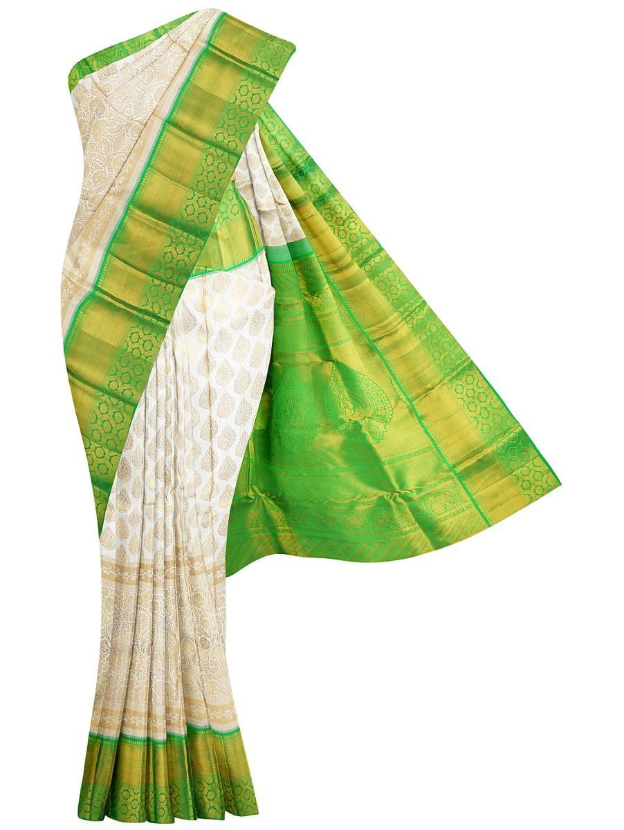 Vivaha Wedding Pure Kanchipuram Silk Saree