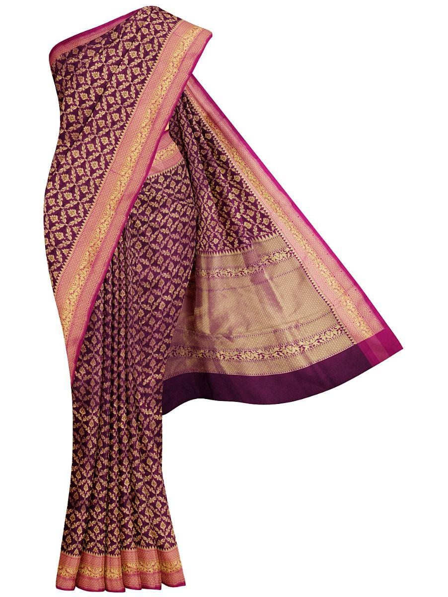 Kathana Banarasi Silk Saree