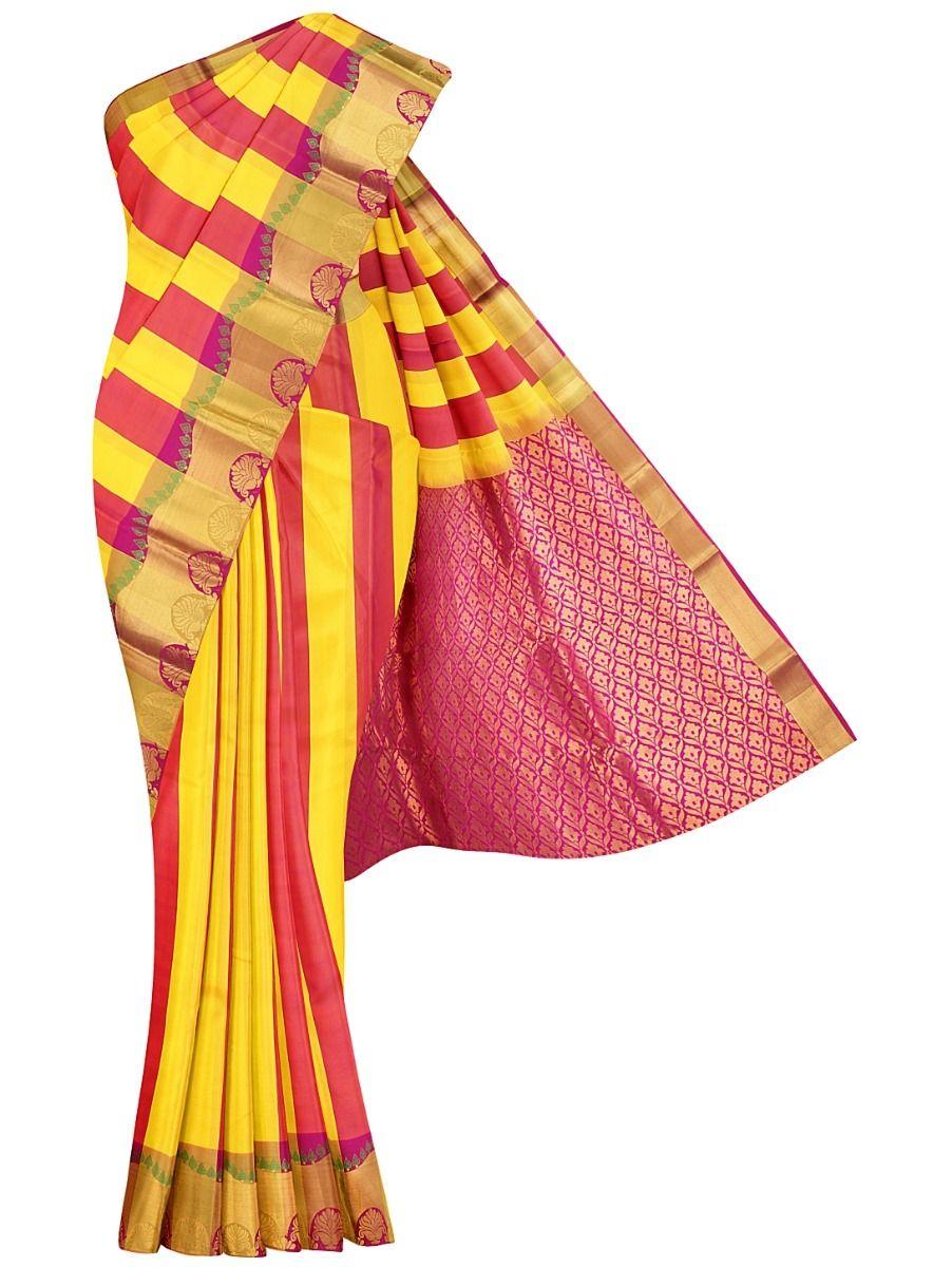gift art silk saree