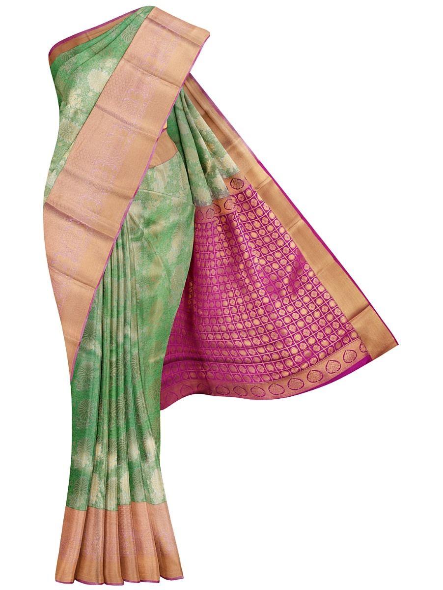 gift art silk sarees