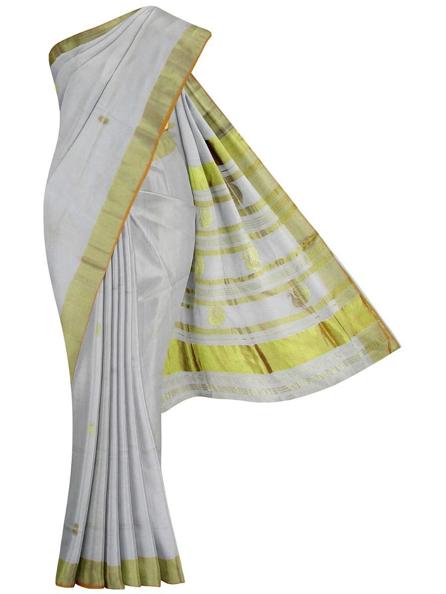 Kerala Traditional Art Silk Saree