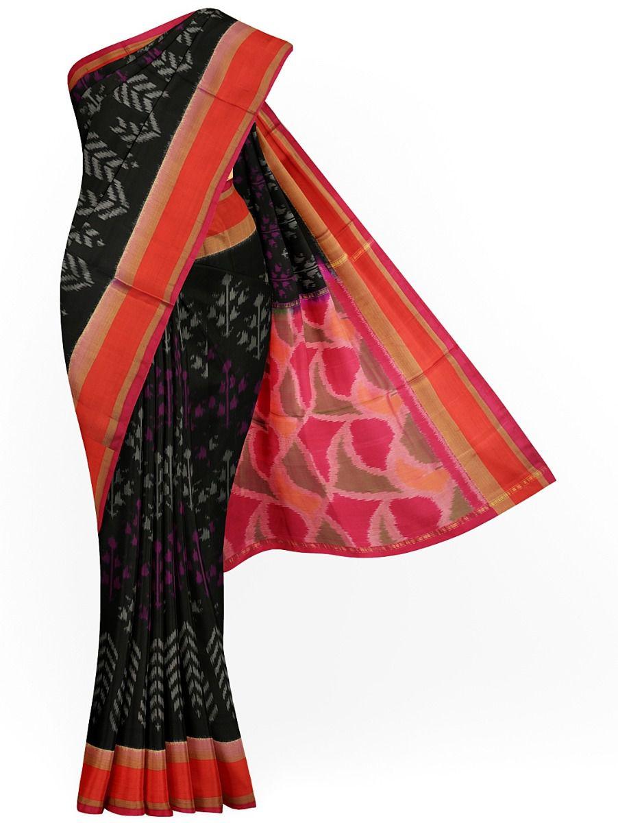 MFB5930888-Pochampally Design Soft Silk Saree