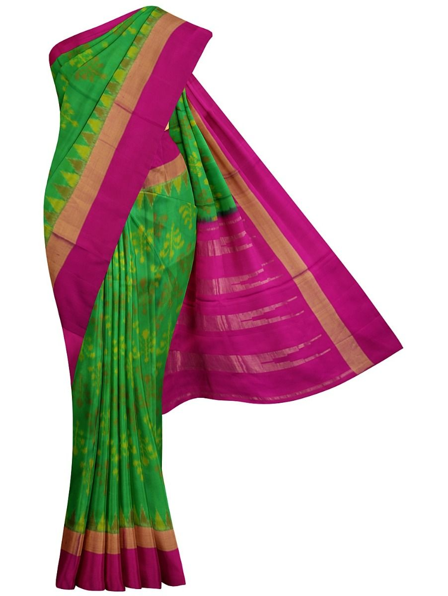 MFB5930899-Pochampally Design Soft Silk Saree