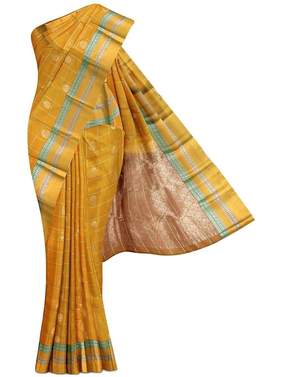 MHA1194968-Vipanji Traditional Silk Saree