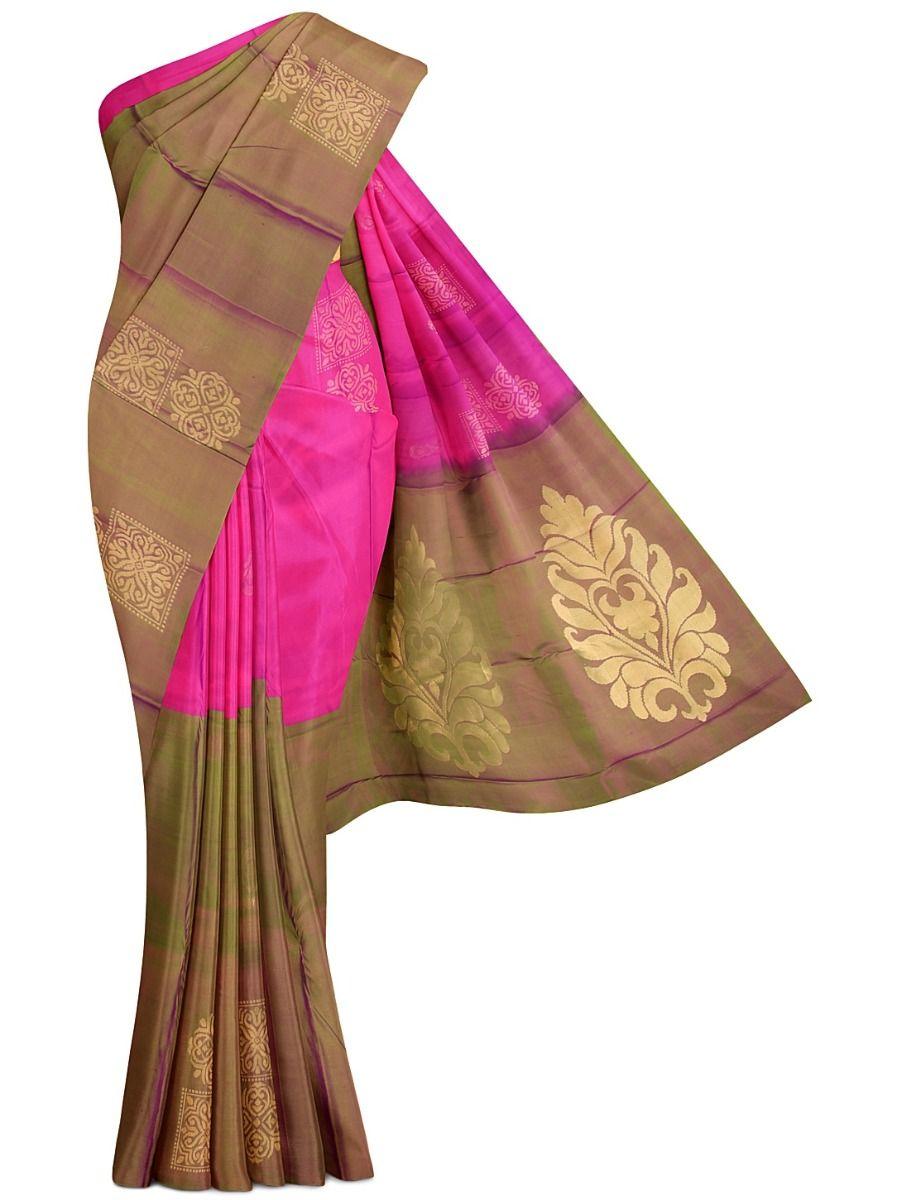 MHD2305883 - Uppada Traditional Silk Saree