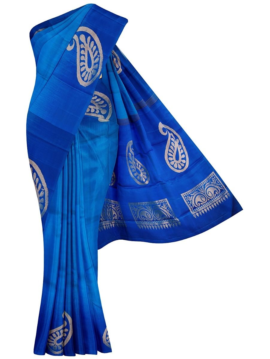 MHD2305899-Uppada Traditional Silk Saree
