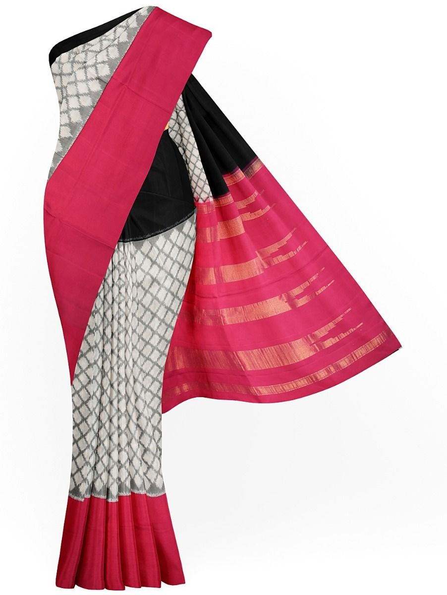 MIA2848459 - Pochampally Design Soft Silk Saree