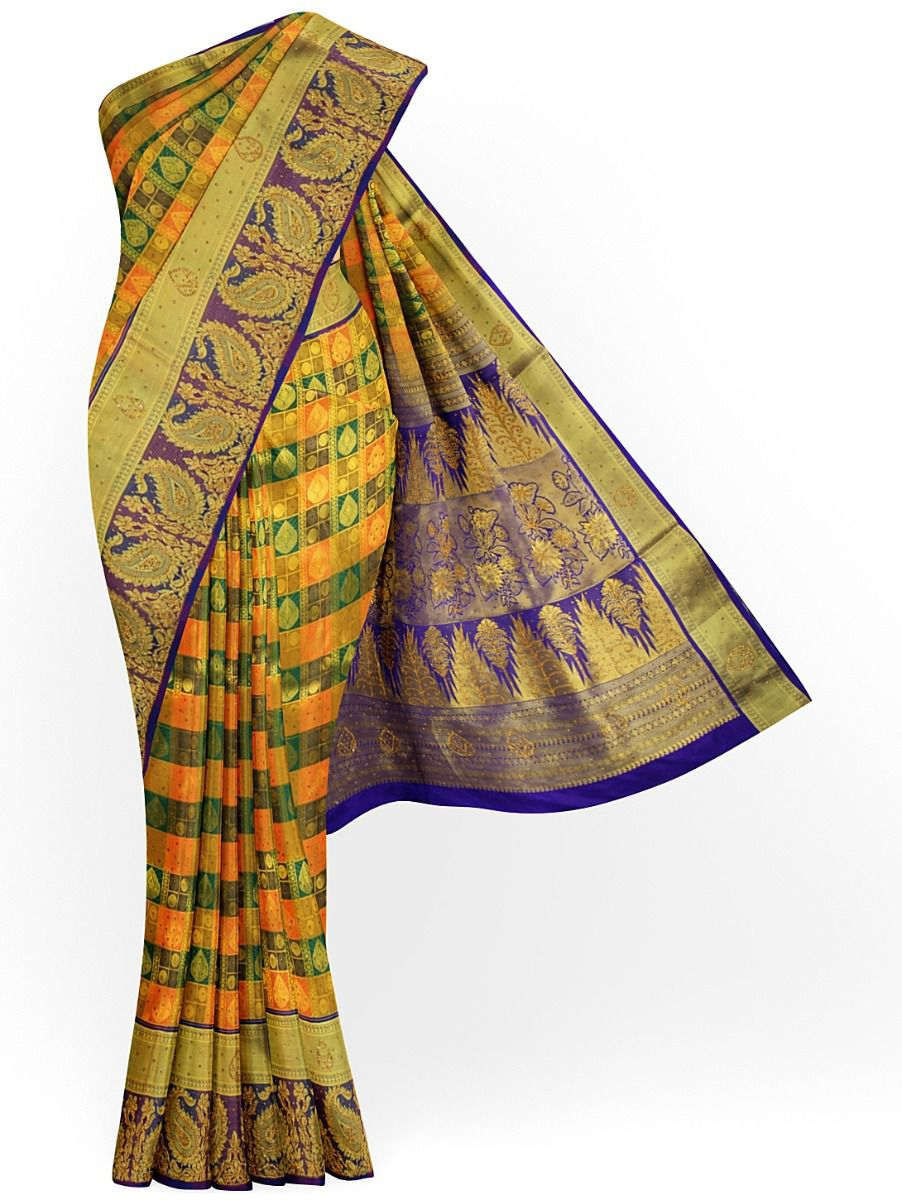 MIA2929865-Vivaha Wedding Silk Stonework Saree with Stonework Blouse