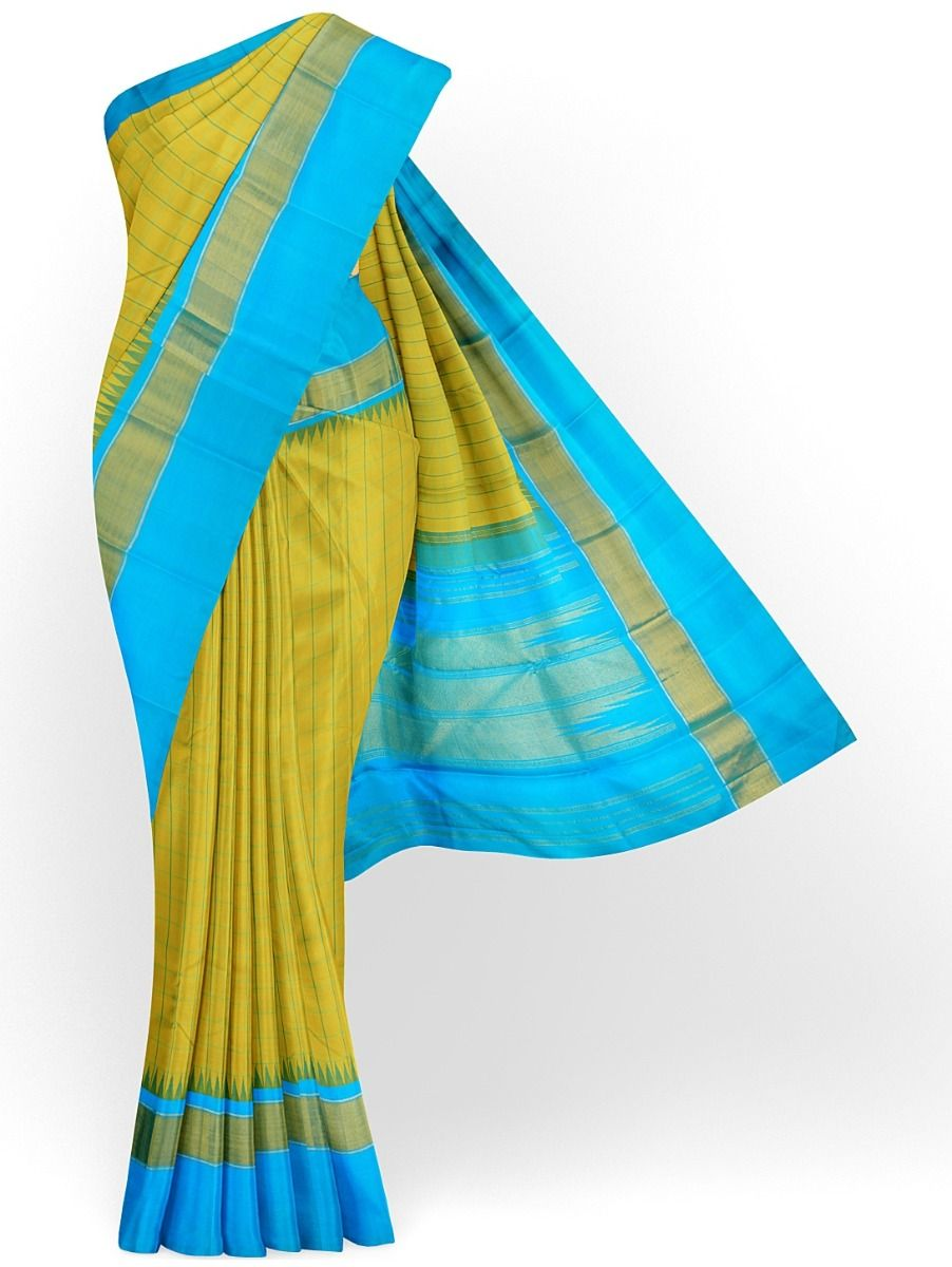 MIC4320664 - Estrila Wedding Silk Saree