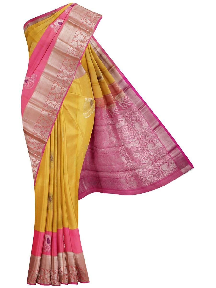 MKC9538121-Soft Silk Saree