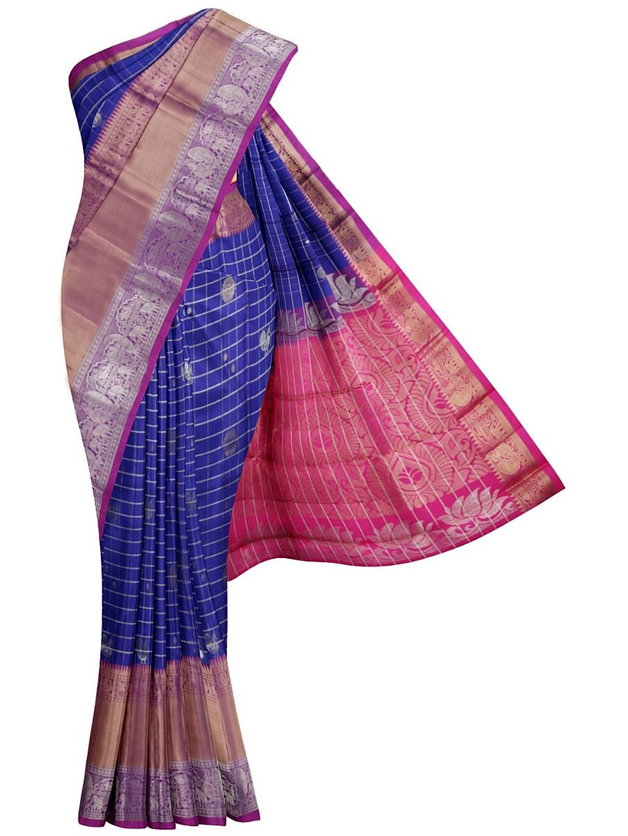 MKC9538127-Soft Silk Saree