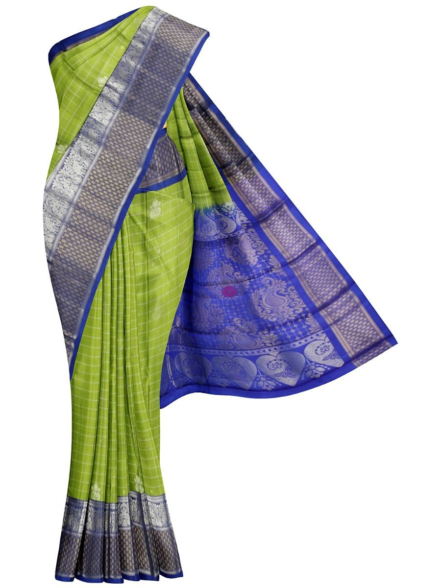 MKC9538130-Soft Silk Saree