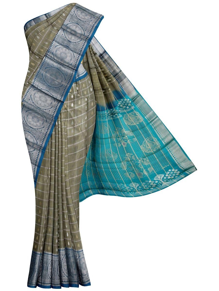 MKC9538136-Soft Silk Saree