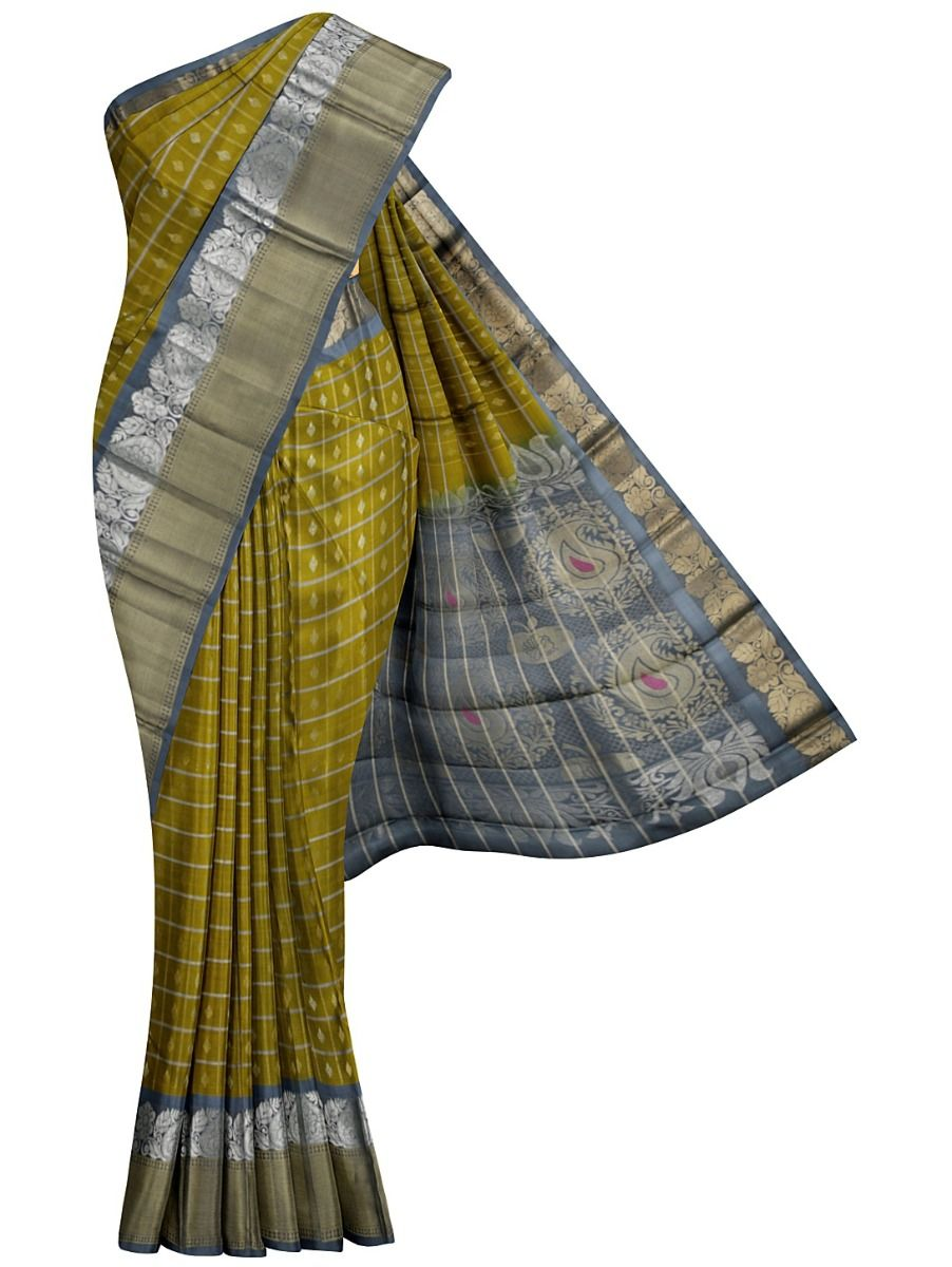 MKC9538138-Soft Silk Saree