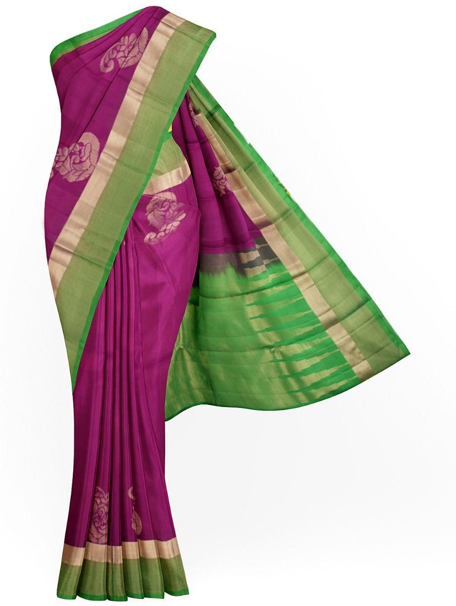 MLA0615311-Uppada Traditional Silk Saree