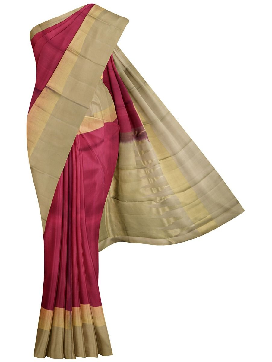 MLA0615322-Uppada Traditional Silk Saree