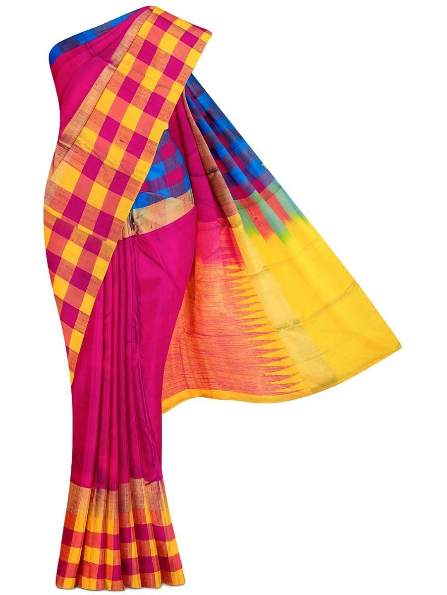 MHD2305884 - Uppada Traditional Silk Saree