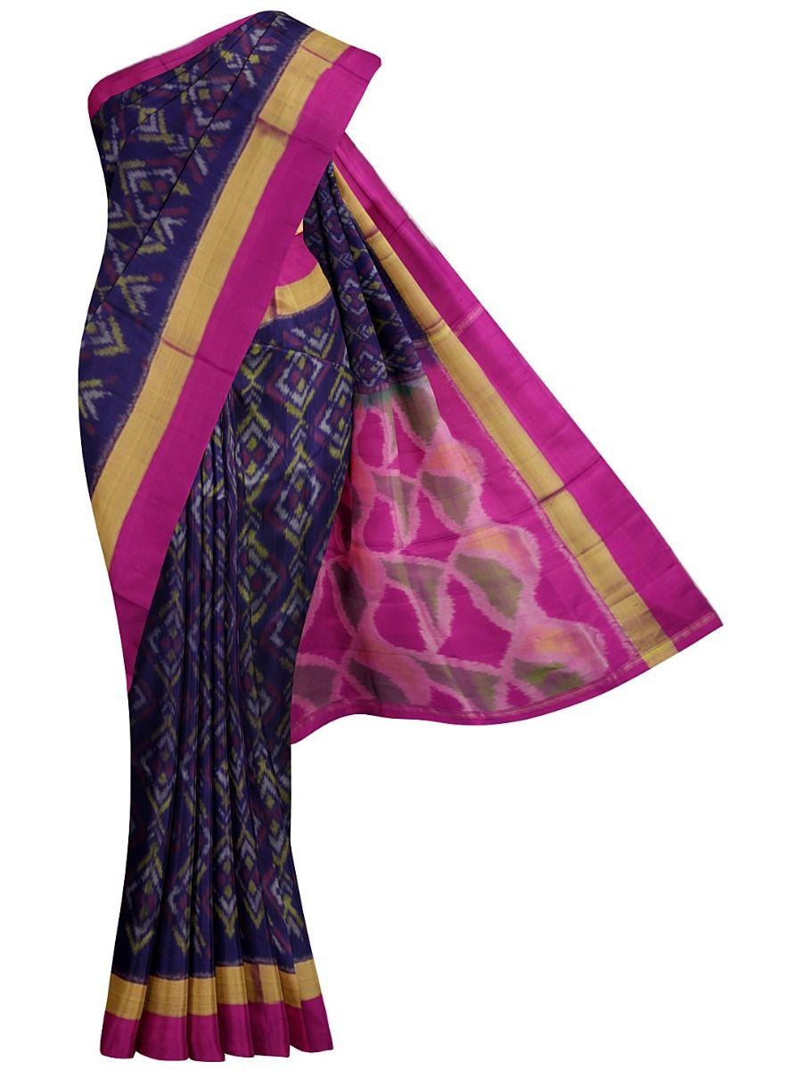 MIA2848469-Pochampally Design Soft Silk Saree