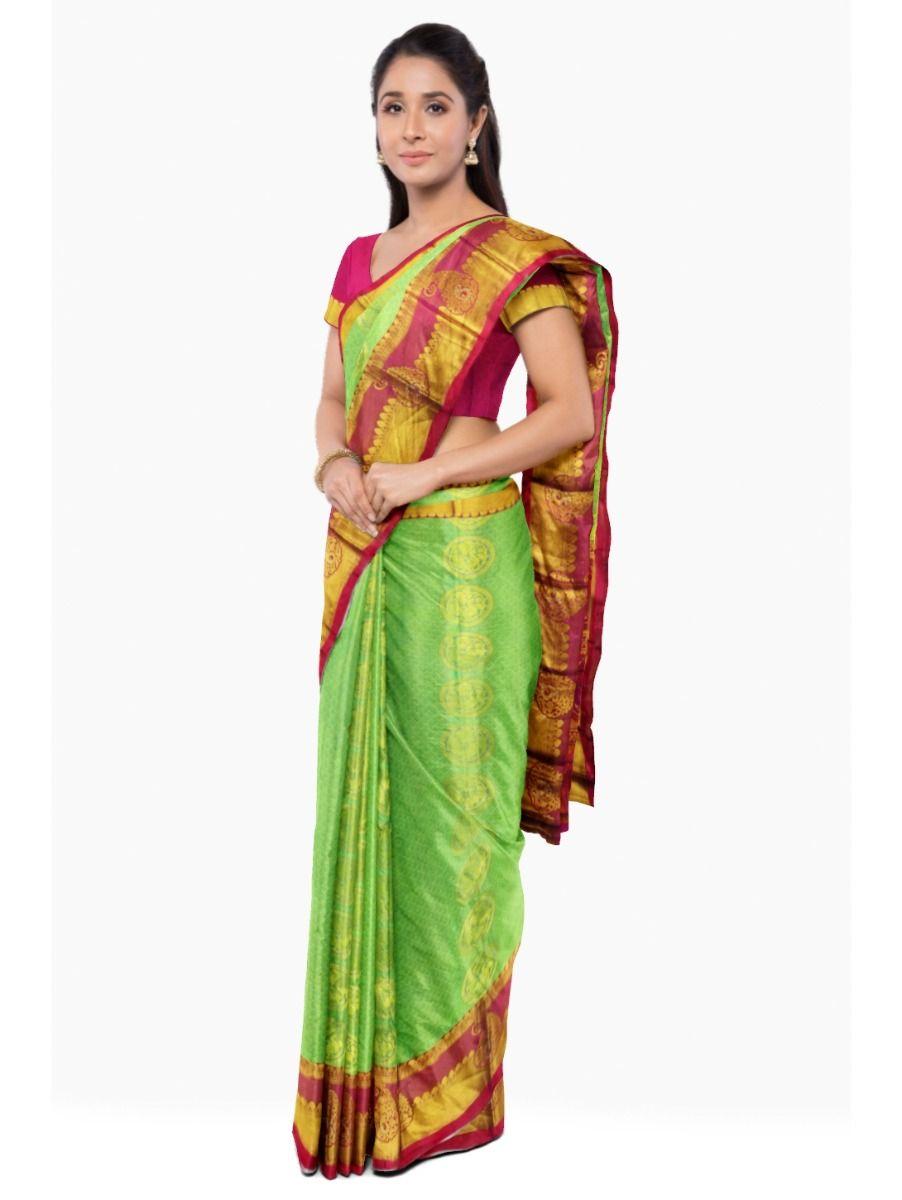 MCD0100408 - Bairavi Gift Art Silk Saree