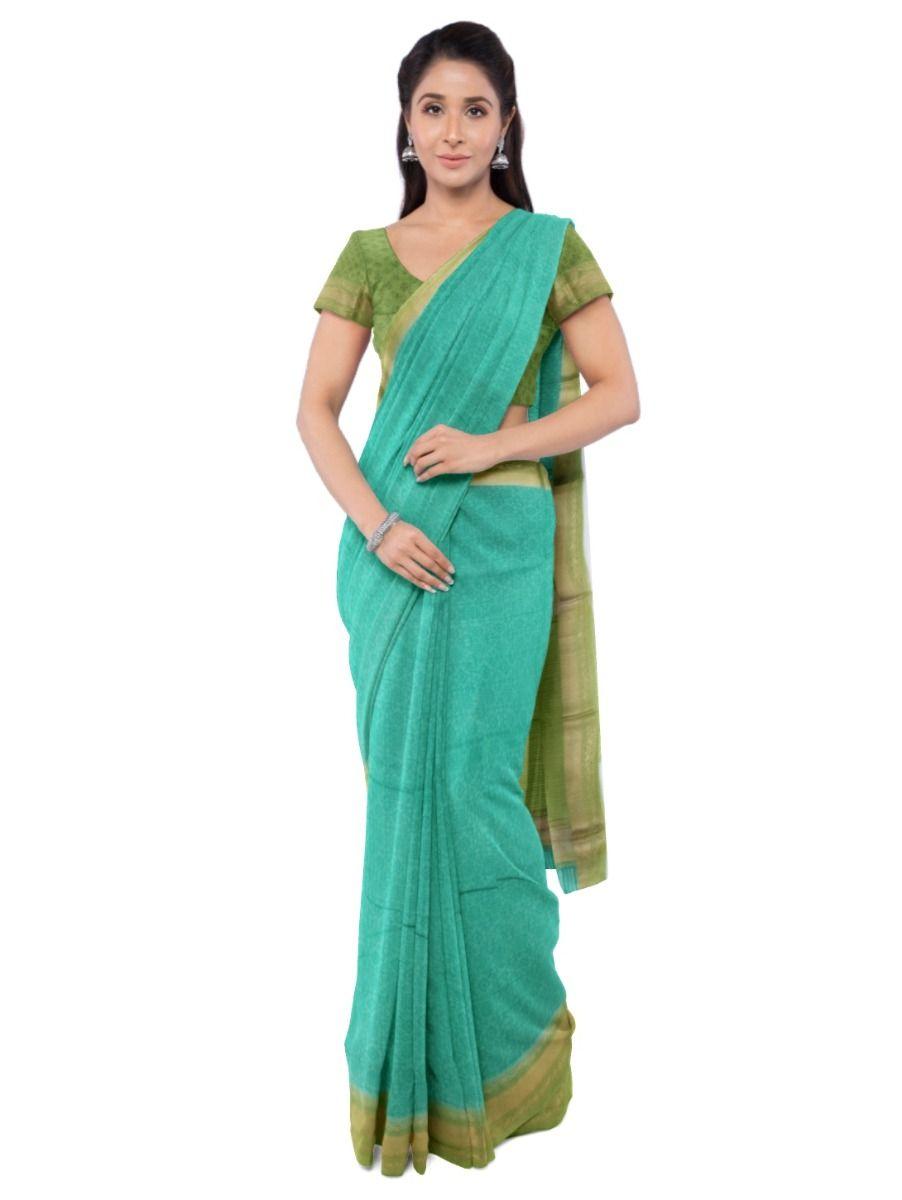 MDE3975238 - Sahithyam Tussar Silk Saree