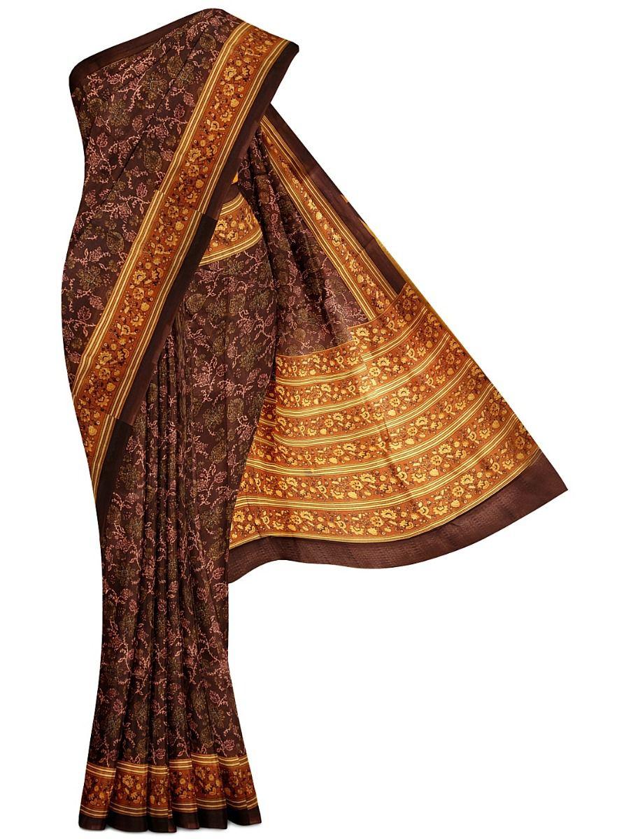 MFA9551252-Dupion Printed Silk Saree