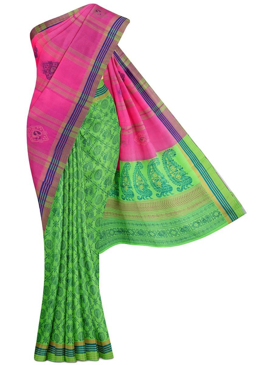 MFB1855492 - Soft Silk Saree
