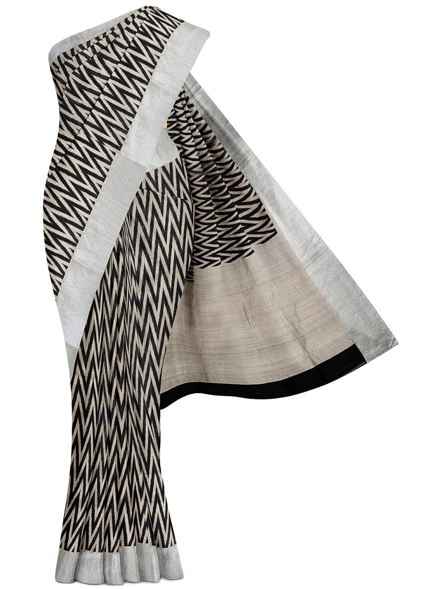 MFB4836396 - Fancy Munga Tussar Silk Saree