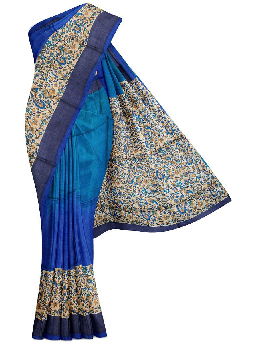 MFB5399841-Tussar Silk Saree