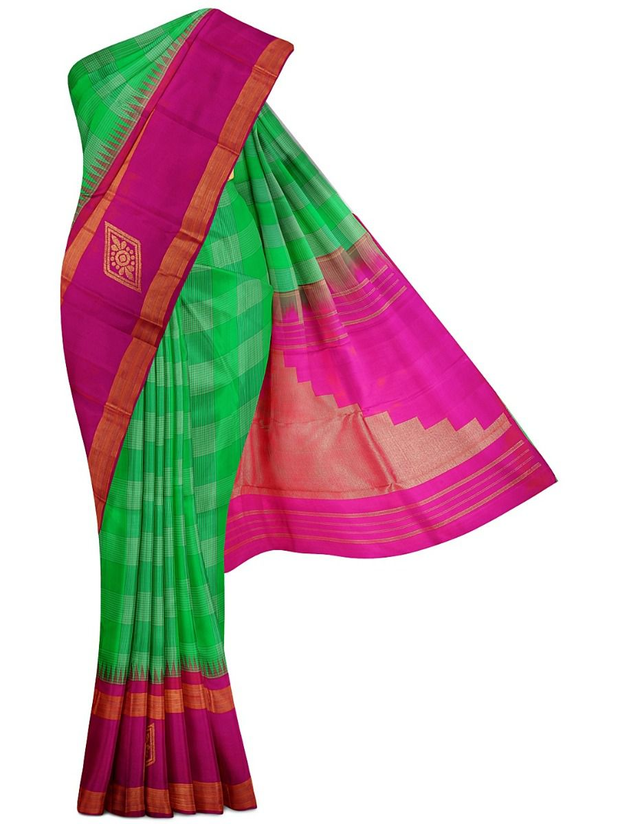 Vivaha Exclusive Wedding Kanchipuram Silk Saree