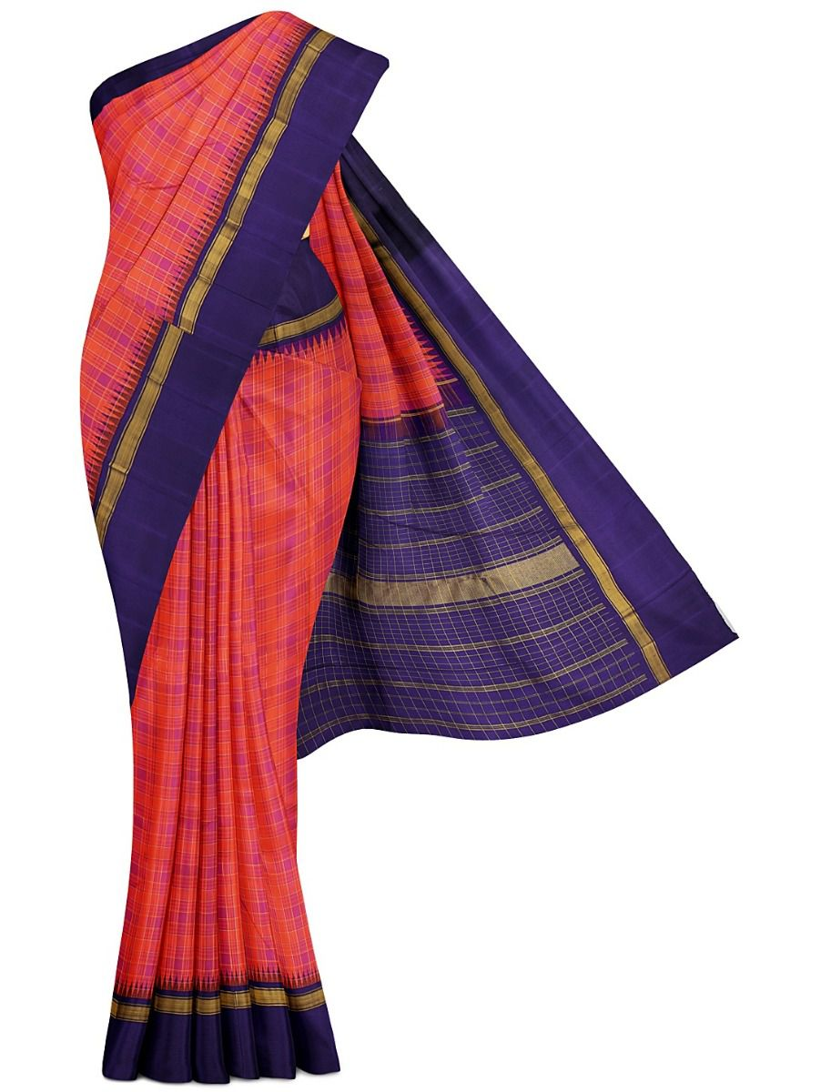 Vivaha Exclusive Wedding Kanchipuram Silk Saree