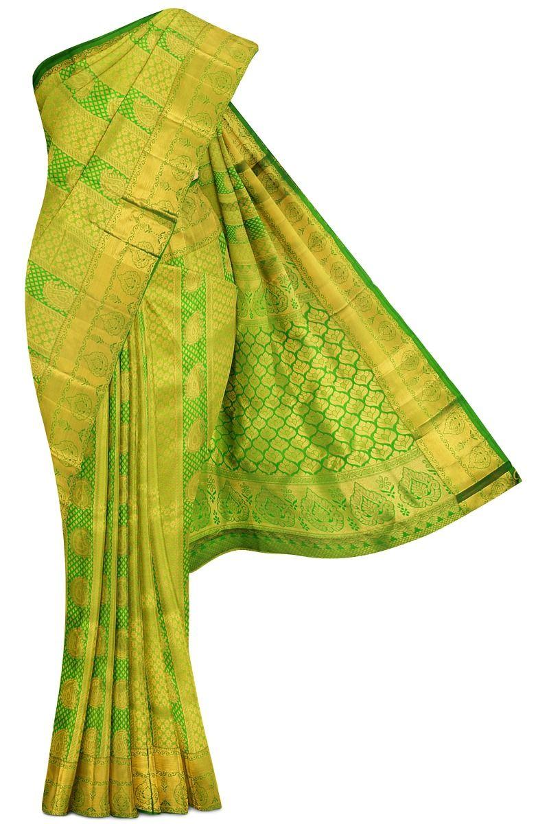 MHC1990730 - Vivaha Wedding Silk Saree